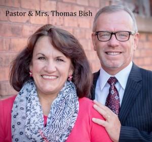 Pastor&Mrs Bish